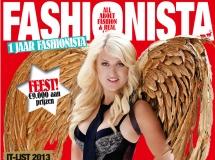 Fashionista Magazine Cover Shoot