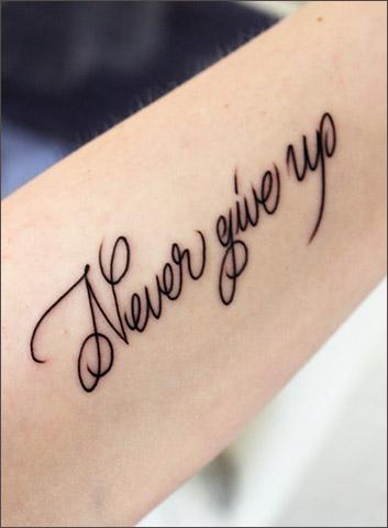 I Got A Tattoo My Experiences Nikkietutorials