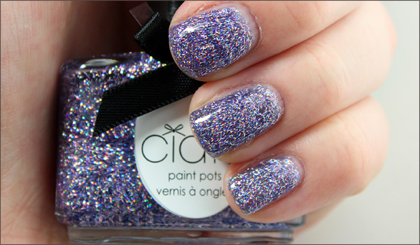 """Nails of the Day: Ciaté """"Jewel"""""""