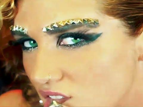 Makeup Tutorial Ke Ha We R Who We R Cannibal Inspired