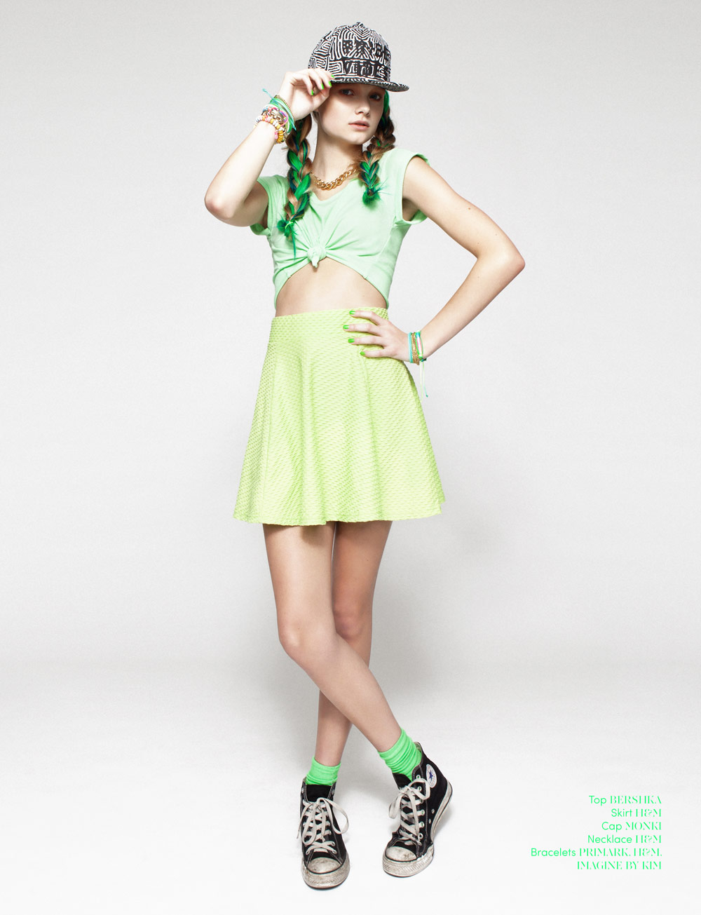 4bebb3a582e9 New in Portfolio Makeup Breakdown  Fashionmilk 4.0 – New Neons ...