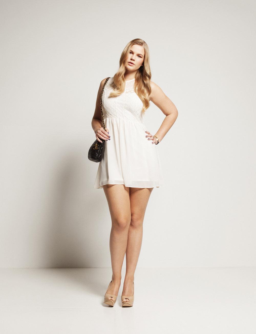 Full Body Nikkietutorials >> Makeup Breakdown Test Shoot For Curvy Girl Melissa Koole