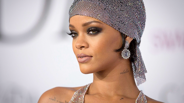 makeup tutorial rihanna 2014 cfda awards look
