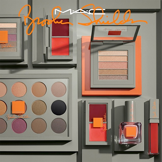 MAC x Brooke Shields – Collection set to launch September ...
