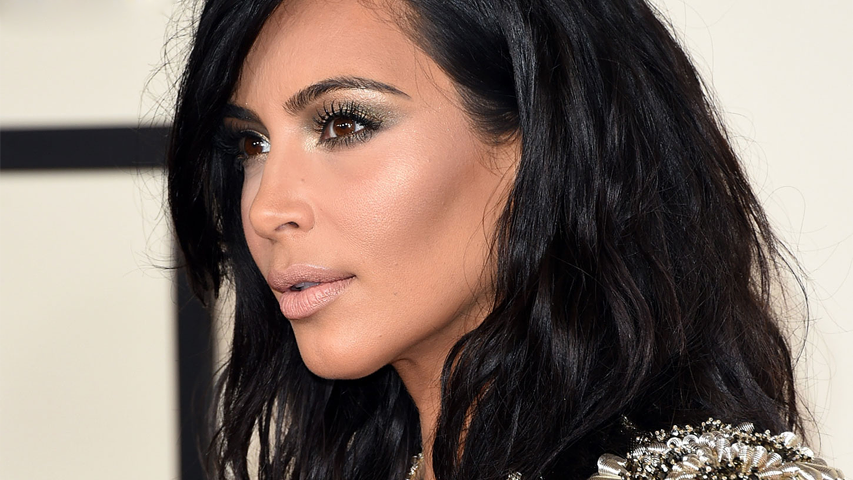 Kim Kardashian 2015 Grammys Inspired Makeup Tutorial | NikkieTutorials