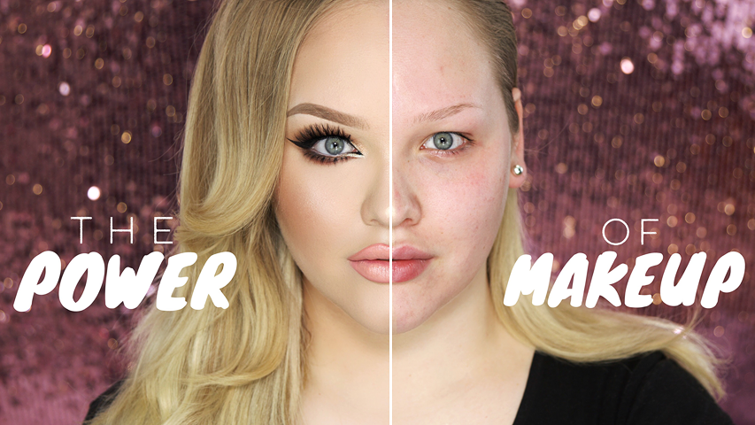 The Power Of Makeup Nikkietutorials