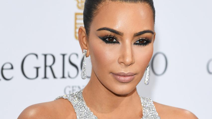 Kim Kardashian Sexy Smokey Eyes Makeup Tutorial Nikkietutorials